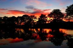 Sunset at Esplanade (ole_G) Tags:
