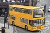HT 361 @ Station Street, Birmingham (ianjpoole) Tags: harris travel volvo olympian east lancs pyoneer r361djn 361 working london north western railway rail replacement bus service from coventry birmingham new street