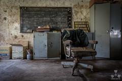 Office (plomien) Tags: haikyo mine japan urbex abandoned travel nikon