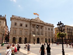 Barcelona Junio 18 (13) (calafellvalo) Tags: barcelona barcino parkgüell gardí gaudi catalonia spain jardines garden calafellvalo antonigaudí eusebigüell muhba hipòstila