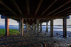 Powder Point Bridge Low Tide Sunset-1-1529203768309 (Jeremie Doucette) Tags: powderpointbridge powderpoint bridge woodenbridge pilings lowtide harbor bay duxbury duxburybeach rocks ocean sunset