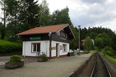 HSB Station Sorge aan de Harzquerbahn 17-06-2018 (marcelwijers) Tags: hsb station sorge aan de harzquerbahn 17062018 bahnhof la gare narrow gauge railway schmalspurbahnhof schmalspur smalspoor