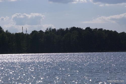 Шацький Національний Природний Парк Озеро Пісочне  Блиск сонця в воді InterNetri  Ukraine 106