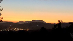 Sunset Over Table Mountain (RobW_) Tags: sunset table mountain thehydro lindida stellenbosch western cape south africa monday 12mar2018 march 2018 diaryphoto mdpd2018 mdpd201803