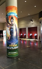 Entertainment, Thor, Column Graphics
