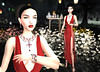 LuceMia - On9 Event (MISS V♛ ITALY 2015 ♛ 4th runner up MVW 2015) Tags: on9event sl secondlife mesh fashion creations blog beauty hud colors models lucemia mss ana gown red necklace moondance jewelry mcqueen