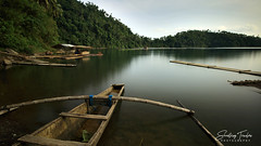 Lake Yambo (engrjpleo) Tags: lakeyambo lake twinlakes sanpablo laguna philippines nagcarlan water waterscape boat outdoor