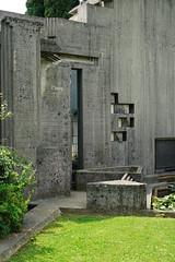 2018-05-FL-187584 (acme london) Tags: carloscarpa concrete grave graveyard italy landscape marblelighting tombabrion window