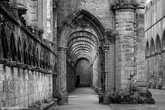 Fountains Abbey (jonathancoombes) Tags: abbey church monks fountains haunted explore