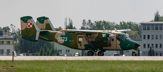 Polish Air Force PZL M-28 Skytruck