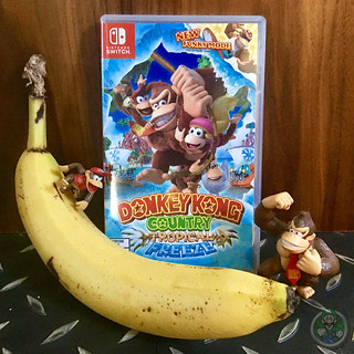 Donkey Kong County- Tropical Freeze on Switch LOOT!