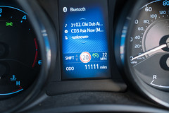 Speedometer-18061402 (Lee Live: Photographer (Personal)) Tags: dashboard leelive ourdreamphotography speedometer toyotaauris wwwourdreamphotographycom