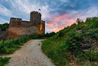 Chateau Kaysersberg @ Alsace