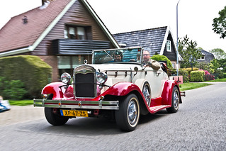 Ford Model A Roadster Replica 1974 (8199)