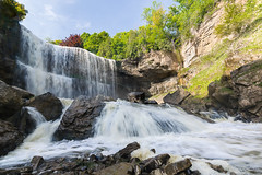 Webster's Falls (era.ph) Tags: water waterfall river creek hamilton forest canada cangeo instagram nikond5300 nikon flow nature natural mystic falls summer spring webster travel natgeotravel ontario north world conservation conservancy calm soothing secret enjoy life live green trees