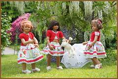 Kindergartenkinder in der Gruga ... (Kindergartenkinder 2018) Tags: gruga grugapark essen azaleen kindergartenkinder sanrike annette himstedt garten kindra milina blauregenbaum weisregenbaum