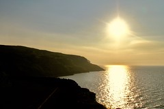 Clift sunset - Great Orme