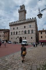 Montepulciano town hall (.niels) Tags: italia2018 tuscany magda montepulciano toscana italy it