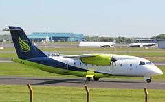 D-CAAN (GSairpics) Tags: dcaan dornier dornier328 d328 aircraft aeroplane airplane aviation transport travel airport pik egpk prestwickairport ayrshire scotland