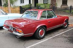 1969 Mercedes Benz W113 280SL (jeremyg3030) Tags: 1969 mercedes benz w113 280sl cars german pagoda