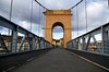 Arcade (Atreides59) Tags: pont bridge vienne isere isère ciel sky nuages clouds urban urbain street pentax k30 k 30 pentaxart jaune yellow bleu blue atreides atreides59 cedriclafrance