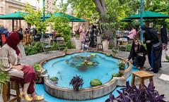 Negarestan Garden and Palace, Tehran (Ninara) Tags: negarestan garden baharestan tehran iran kamalolmolk art museum persiangarden tehroon