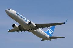 EC-MUZ - LGW (B747GAL) Tags: air europa boeing b73785p lgw gatwick egkk ecmuz