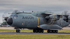 Airbus Military Airbus A400M Grizzly EC-404 (benji1867) Tags: airbus military a400m grizzly ec404 riat riat17 2017 17 riat2017 royal international air tattoo raf force fairford airshow show display demonstration showengland uk gbr europe canon 7d2 avgeek avporn aviation fly flight flying summer prop propellor eads seville san pablo