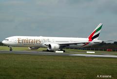 EMIRATES B777 A6-ENH (Adrian.Kissane) Tags: emirates b777 dublin a6enh 41086