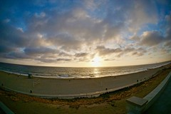 at the End of the Day (shinnygogo) Tags: 2018 beach california chillax endofday losangeles may southbay sunday sunset torrance