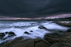 "© 2018 ""Davall la tempesta"" (Miguel Ángel Varó Giner) Tags: capdelhorta alacant lalacantí paísvalencià capvespre tempesta"