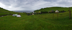 Village of Mykines (Gregor  Samsa) Tags: north deep nort deepnorth faroe faroes faroeislands summer june july hike hiking walk walking journey trip exploration island islands wild wilderness outdoors atlantic scenic scenery nature path footpath trail mykines