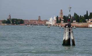 Murano, lagune de Venise, Vénétie, Italie.