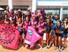Mar de Pulpi TeamClaveria Campeonato de España por parejas y supersprint 2