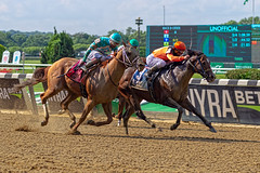 Imperial Hint (SouthpawCaptures) Tags: imperial hint javiercastellano belmont park horseracing true norh