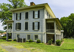 Historic 'Exchange Hotel' in Gordonsville, Virginia (TAC.Photography) Tags: history historic civilwar hotel medical fieldhospital hauntedhotel tacphotography tomclarknet