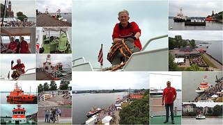 Mein Tag am Kai in Kiel Holtenau