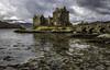 Sunlit Castle. (Dave Cappleman) Tags: eileandonancastle castle scotland loch lochduich lochlong lochalsh kyleoflochalsh dornie