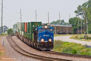 NS 285 Douglas Departure