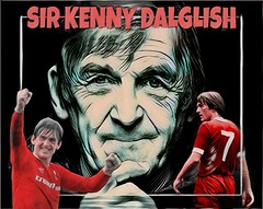 Sir Kenny Dalglish (redcard_shark) Tags: kennydalglish liverpool 7 kingkenny sir football lfc scotland