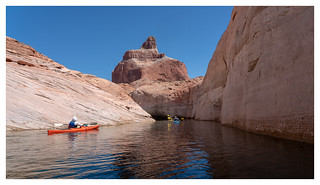 Kayaking Labyrinth Canyon