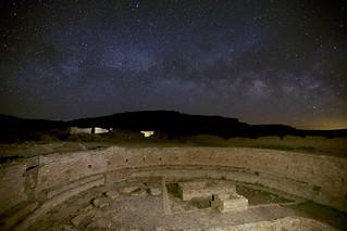 Great Kiva at Pueblo Chetro Ketl