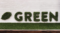 A sample from our show room (frontsignsllc) Tags: frontsigns signs green grass showroom la california flickr exhibition beautiful advertising decoration design