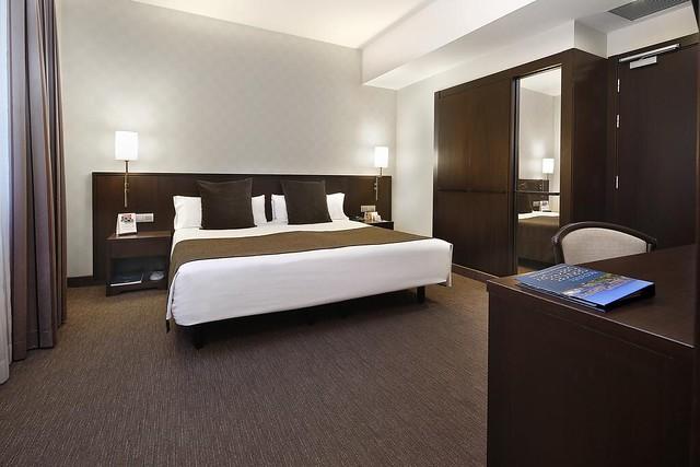 バルセロナのホテル:HCC レヘンテ