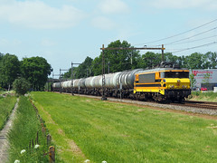 RF 4402 (jvr440) Tags: trein train spoorwegen railroad railways barneveld rail feeding 4400 1600 1800