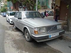 1979 Volvo 244 (Alpus) Tags: volvo 244 gl rare car classic swedish retro lebanon beirut
