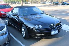 2003 Alfa Romeo Spider 916 (jeremyg3030) Tags: 2003 alfa romeo spider 916 cars roadster convertible italian