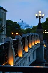 (Vitor Nisida) Tags: hiroshima japao japão japan nihon japon bluehour luscofusco urbana urban urbanphotography cityscape skyline street rua streetphotography