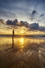Sunset @ Natai beach, Thailand! (Tom Helleboe) Tags: thailand aleenta landscape sunset 500px