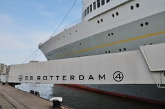 ss Rotterdam (Hugo Sluimer) Tags: portofrotterdam port haven rotterdam zuidholland holland nederland onzehaven nlrtm